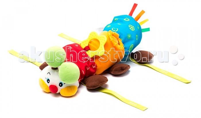 Подвесные игрушки KS Kids Гусеничка для коляски KA630