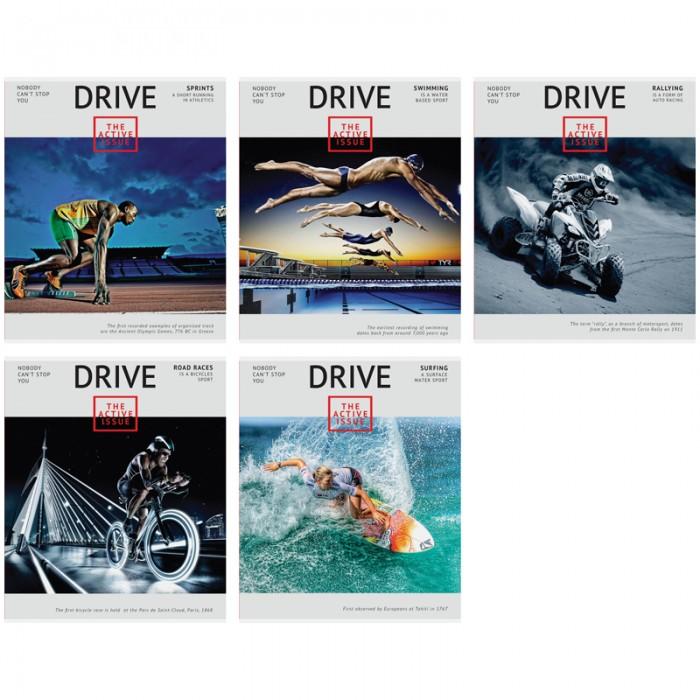 Купить Спейс Тетрадь А5 клетка Спорт Active issue эконом (48 листов) в интернет магазине. Цены, фото, описания, характеристики, отзывы, обзоры