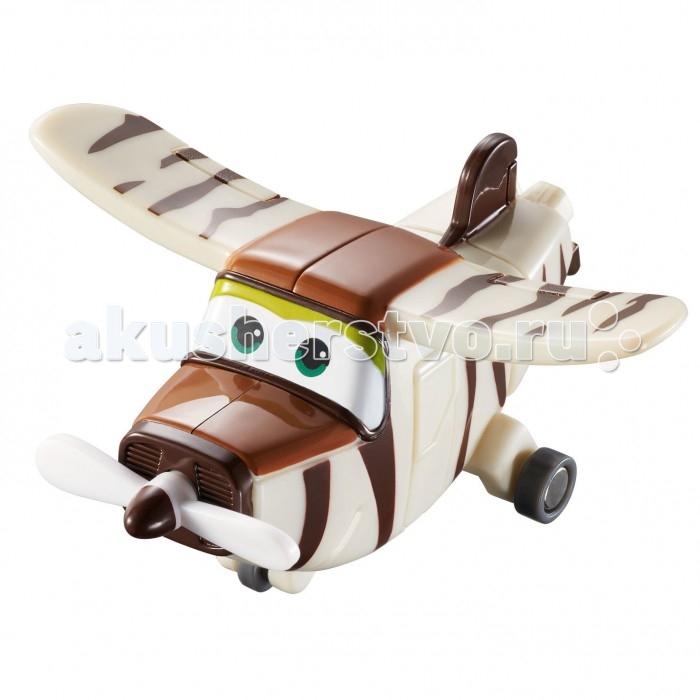 Вертолеты и самолеты Super Wings Мини-трансформер Бэлло super wings мини трансформер диззи
