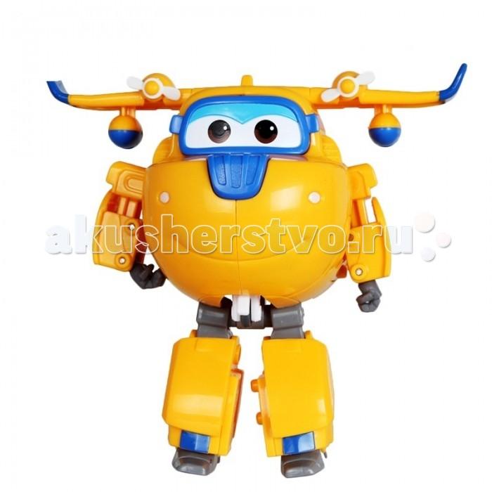 Вертолеты и самолеты Super Wings Мини-трансформер Донни super wings мини трансформер диззи