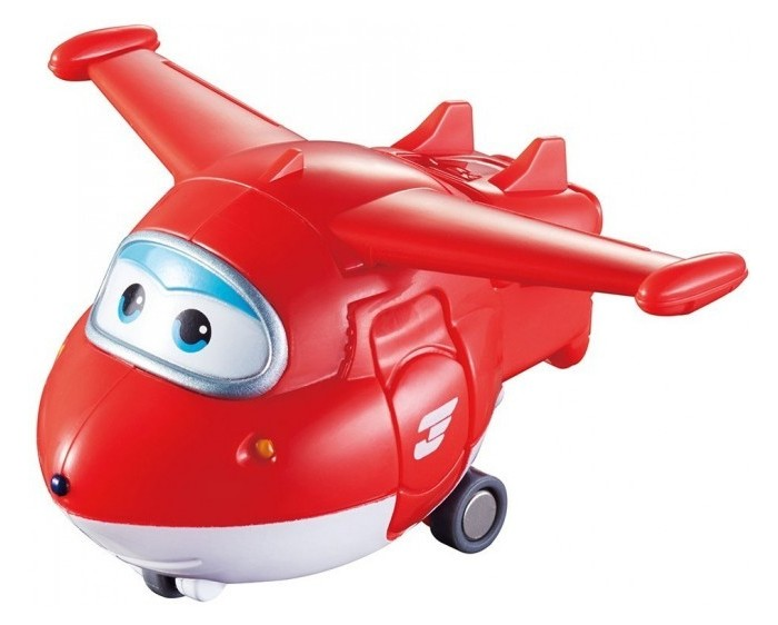 Вертолеты и самолеты Super Wings Мини-трансформер Джетт