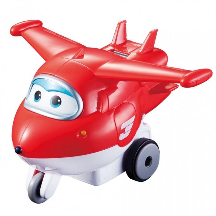 Вертолеты и самолеты Super Wings Инерционный самолет Джетт