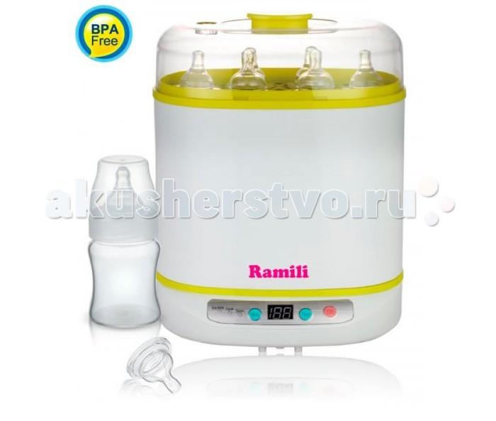 Ramili Стерилизатор Steam Sterilizer для детских бутылочек и аксессуаров
