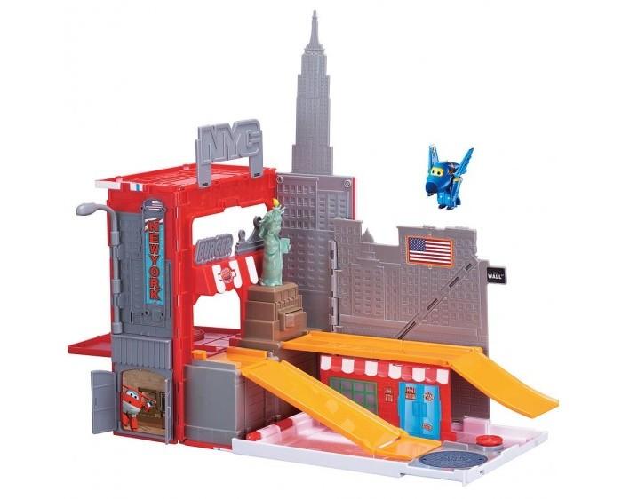 Игровые наборы Super Wings Игровой набор Джером в Нью-Йорке
