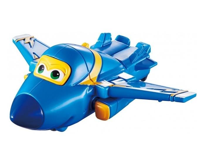 Вертолеты и самолеты Super Wings Трансформер Джером инерционный самолет джером супер крылья