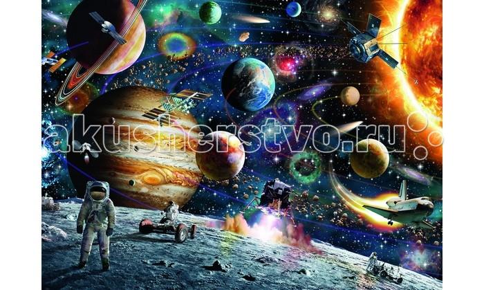 Пазлы Ravensburger Пазл Открытый космос 60 элементов 3d пазл ravensburger неоновые тачки 108 элементов 122509