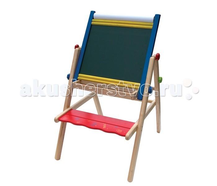 Развитие и школа , Доски и мольберты Im toy Парта-доска со скамеечкой арт: 18894 -  Доски и мольберты