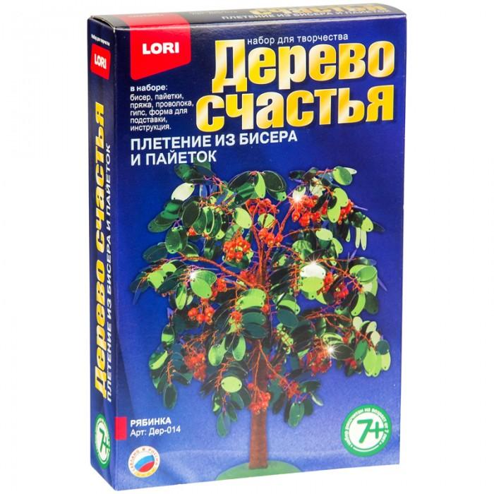 Наборы для творчества Lori Набор для рукоделия - Дерево счастья Рябинка lori магниты из гипса золушка lori