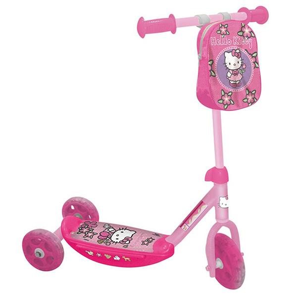 Трехколесный самокат Mondo Hello Kitty 18/590