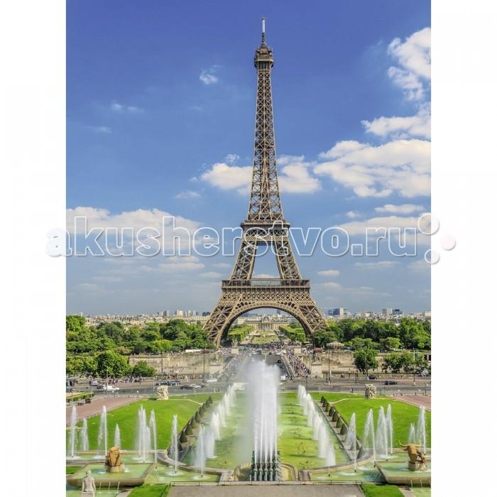 Пазлы Ravensburger Пазл Вид на Эйфелеву башню 300 элементов цена