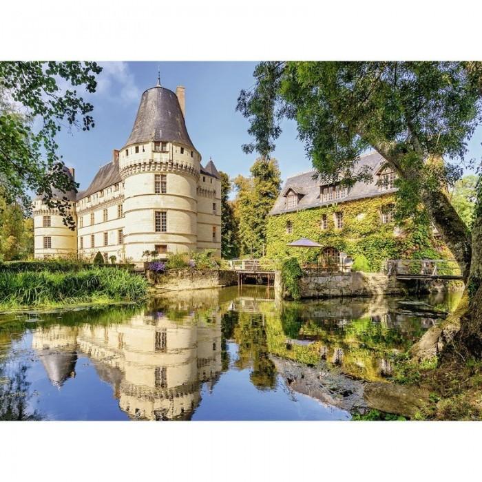 Пазлы Ravensburger Пазл Замок Ислетт Франция 500 элементов пазлы ravensburger пазл прима балерина 500 элементов