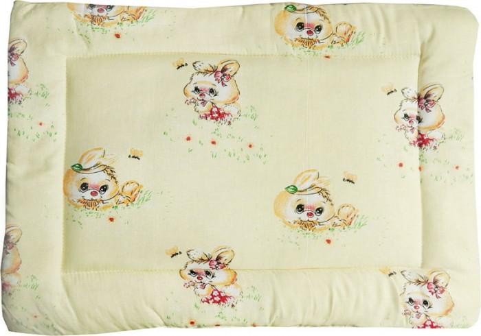 Подушки для малыша Папитто Подушка детская грудничковая 40х60 см