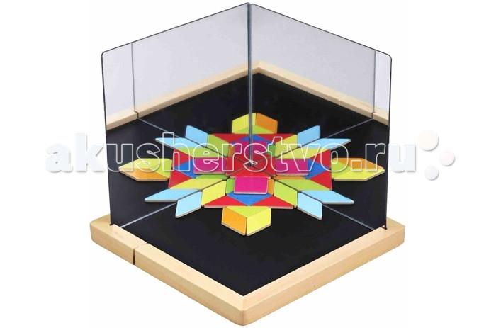 Деревянная игрушка Classic World Развивающая магнитная игра Оптические иллюзииРазвивающая магнитная игра Оптические иллюзииМагнитная игра Оптические иллюзии представляет собой развивающую игрушку, знакомящую ребенка с миром оптического волшебства.   Развивающая игра имеет три уровня сложности. С ее помощью ребенок познакомится с чувством пространства, начнет развивать логическое мышление,  а так же в игровой форме изучит форму, цвет, размер и длину.   Игра изготовлена из экологически чистых материалов с использованием красок, безопасных для здоровья ребенка.<br>