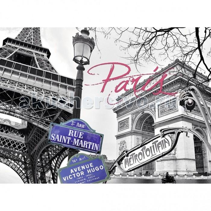 Пазлы Ravensburger Пазл Мой Париж 300 элементов ravensburger тула мун эйфелева башня 12567