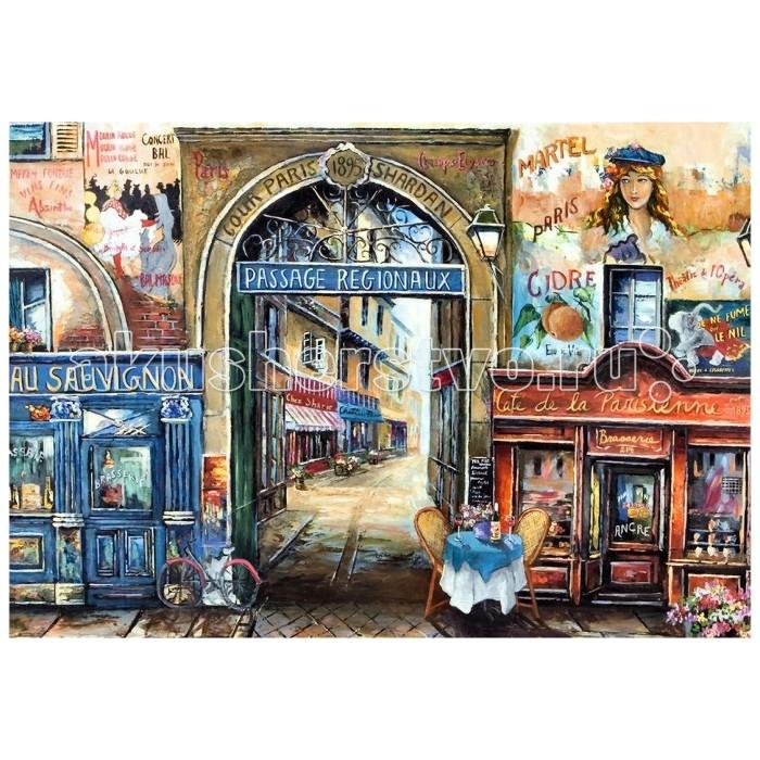 Пазлы Ravensburger Пазл Улочка в Париже 1500 элементов пазл ravensburger вечер в париже 500 элементов 14505