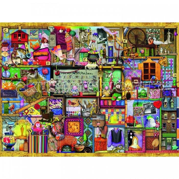 Ravensburger Пазл Искусство и хобби 1500 элементов
