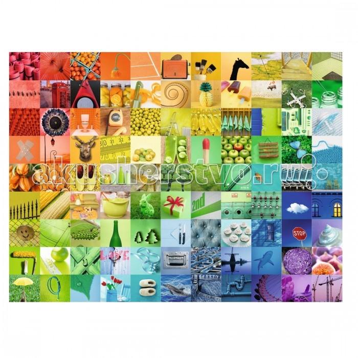 Ravensburger Пазл 99 красивых цветов 1500 элементов