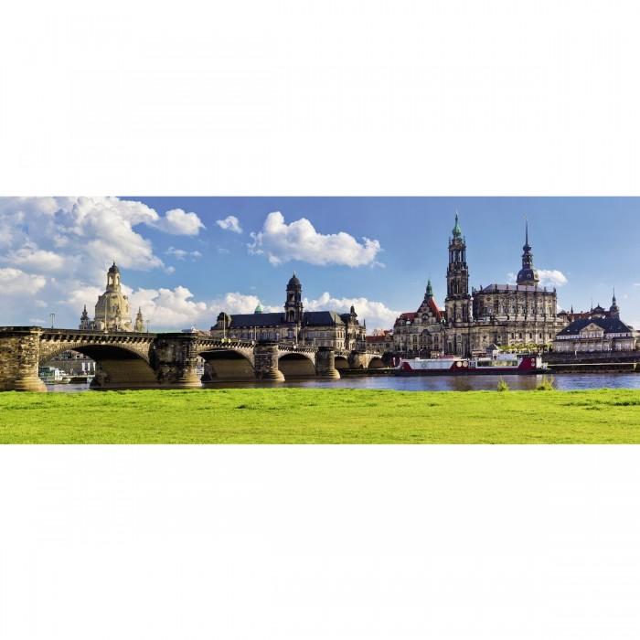 Ravensburger Пазл Вид Каналетто Дрезден 1000 элементов