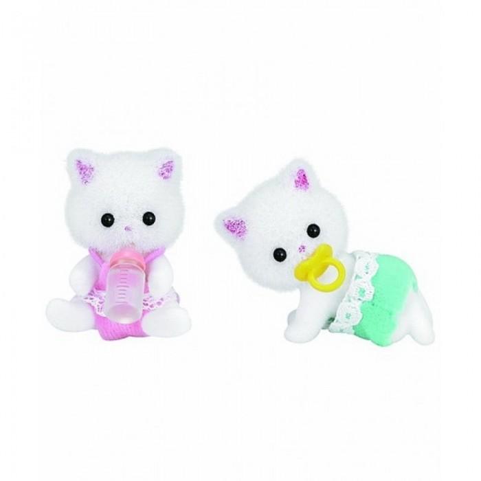 Игровые наборы Sylvanian Families Набор Персидские котята-двойняшки игровые наборы sylvanian families игровой набор белые мышата двойняшки