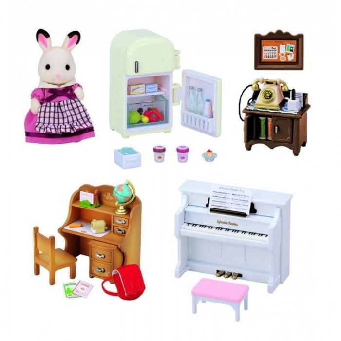 Игровые наборы Sylvanian Families Набор Мебель для дома Марии sylvanian families игровой набор холодильник с продуктами