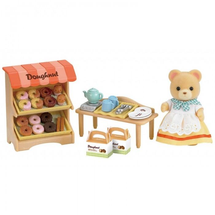 Игровые наборы Sylvanian Families Набор Кондитерская набор для детского творчества набор веселая кондитерская 1 кг