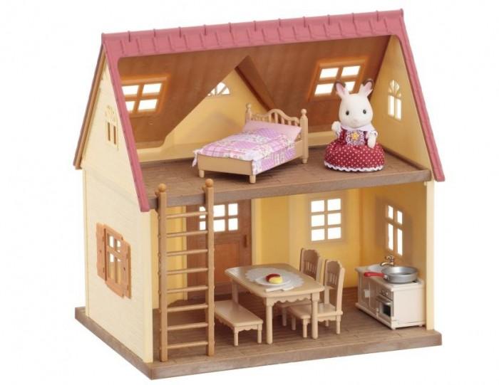 Кукольные домики и мебель Sylvanian Families Набор Дом Марии набор мебель для дома марии sylvanian families