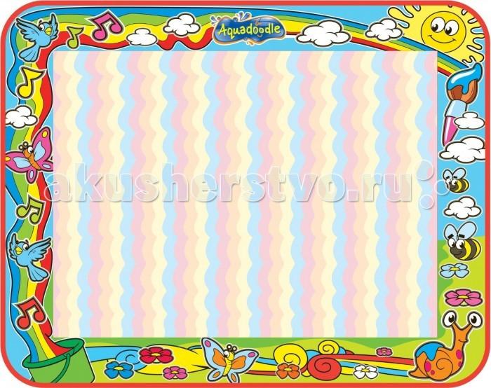 Развитие и школа , Обучающие плакаты Tomy Aquadoodle Цветная радуга арт: 191133 -  Обучающие плакаты