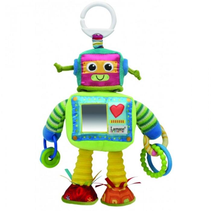 Подвесные игрушки Tomy Робот Расти игровые наборы tomy britains big farm фермерский прицеп со свинками