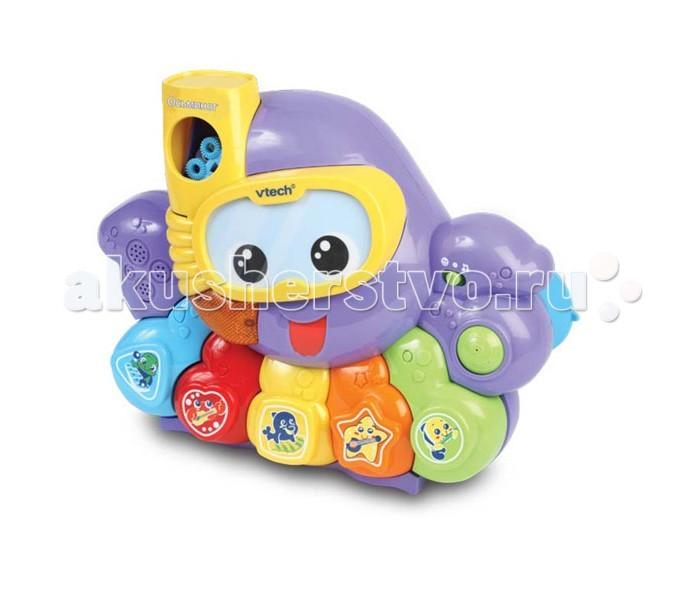 Купание малыша , Игрушки для ванны Vtech Развивающая игрушка для купания Осьминог 80-113526 арт: 19122 -  Игрушки для ванны