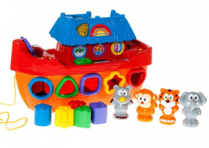 Электронные игрушки Vtech Обучающий корабль 80-076026 электронные игрушки vtech обучающий телефон маленькой принцессы 80 069226