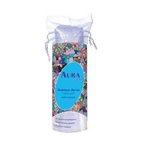 Гигиена для мамы Aura Ватные диски 80 шт. ватные диски aura солнце и луна 70 шт