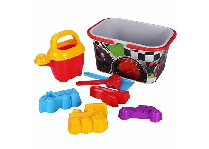 Игрушки для зимы Альтернатива (Башпласт) Набор детский для игры с песком Чудо Детки каталки альтернатива башпласт слонёнок