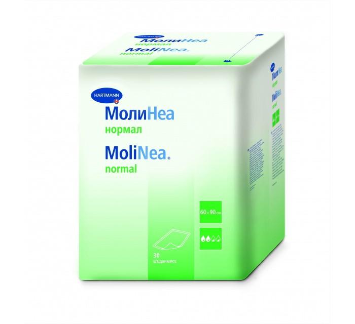 Hartmann MOLINEA Normal - Впитывающие пеленки 60 х 90 см 30 шт.