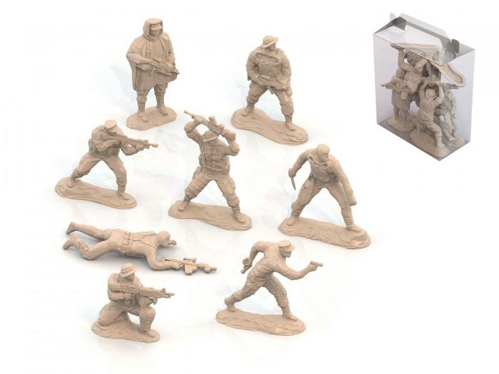 Игровые фигурки Нордпласт Солдаты Морские котики США не граждане сша могут недвижимость в сша