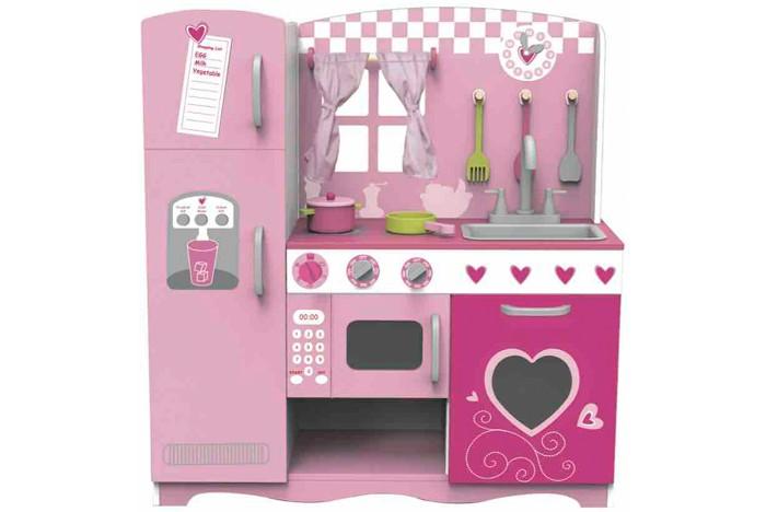 Купить Ролевые игры, Classic World Деревянная кухня Мечта поварёнка