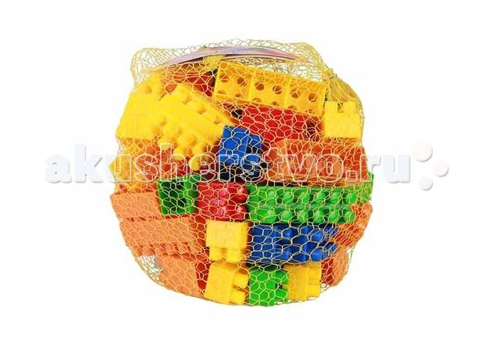 Альтернатива (Башпласт) Стандарт 60 деталей альтернатива конструктор детский стандарт 120шт