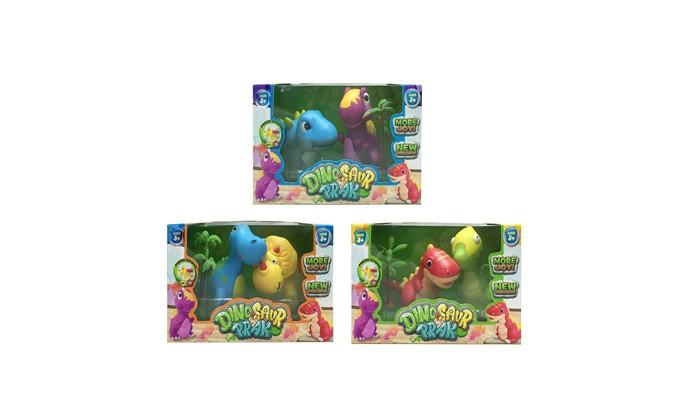 Игрушки для ванны Yako Набор игрушек с пищалкой Y13114568 игра yako кухня y18614127