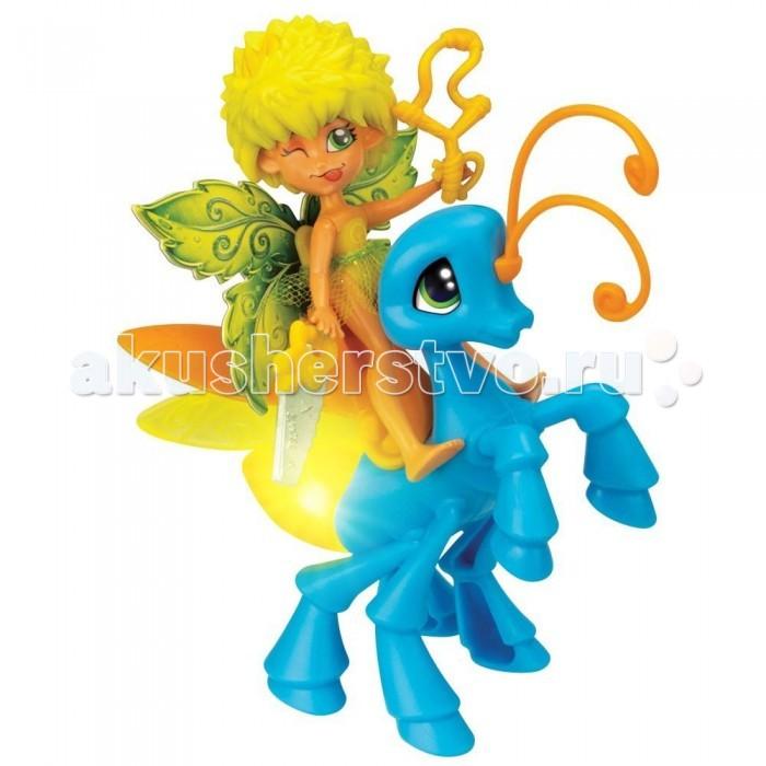 Игровые наборы Fairykins Игровой набор - Фея Данди и Светящийся Мотылек эльф фея