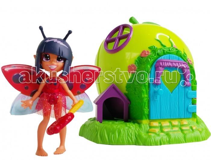 Игровые наборы Fairykins Игроовй набор - Фея Ла-ди и яблочный домик игровые наборы esschert design набор игровой kg118