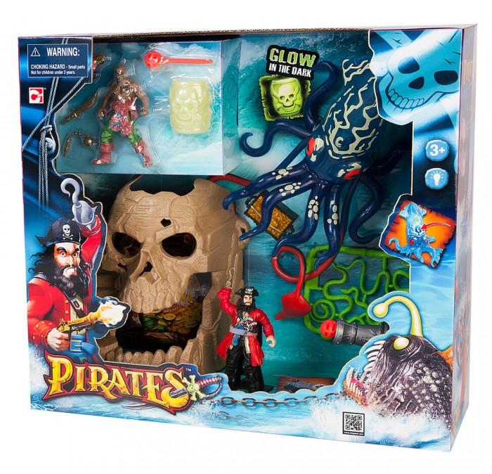 Chap Mei Игровой набор Пираты - Битва с гигантским кальмаром