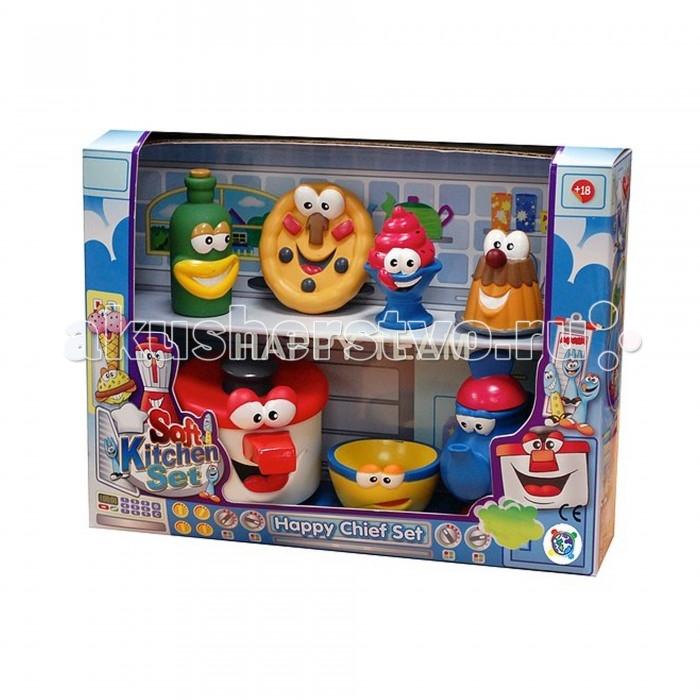 Игровые наборы Happy Team Игровой набор Кухня 7 шт. игровые наборы yako набор мебели кухня