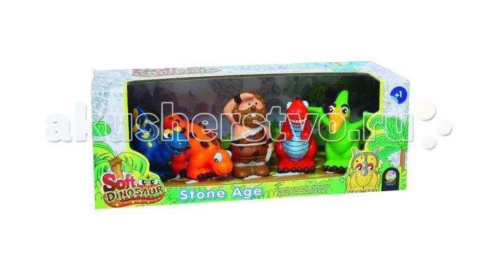 Игровые наборы Happy Team Игровой набор Каменный век 5 шт. игровые наборы dickie игровой набор аэропорт