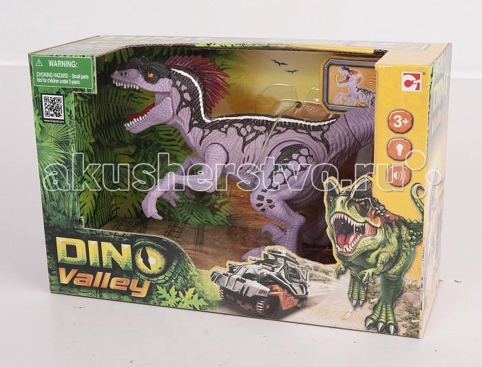 игрушки интерактивные chap mei игрушки интерактивные Электронные игрушки Chap Mei Электронная подвижная фигурка Dino Valley - Мегараптор