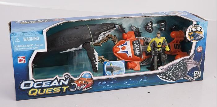 Игровые наборы Chap Mei Игровой набор Ocean Quest Акванавт на скутере аксессуары mei xia jewelry 925