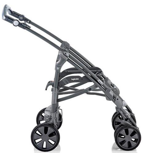 Фото - Аксессуары для колясок Inglesina Шасси Chassis Slate для коляски Otutto аксессуары для колясок esspero шасси для коляски i nova chrome