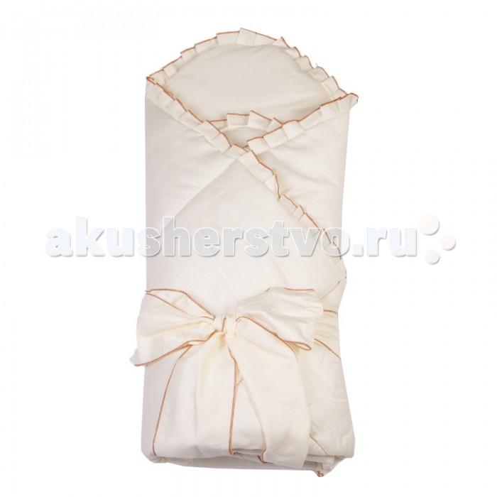 Ifratti Одеяло-конверт на выписку из сатина