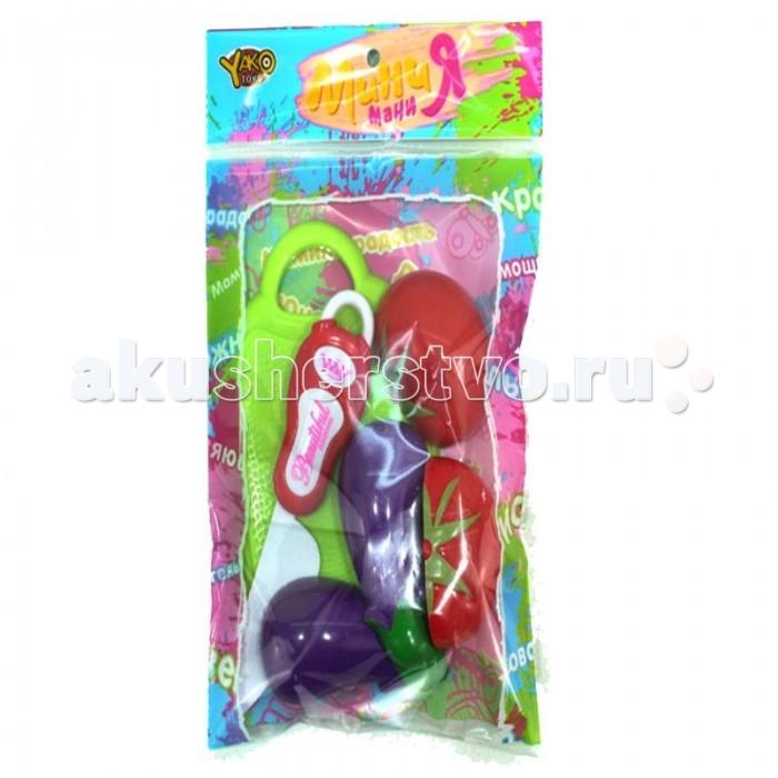 Ролевые игры Yako Набор маленького повара М6013 кукла yako m6579 6