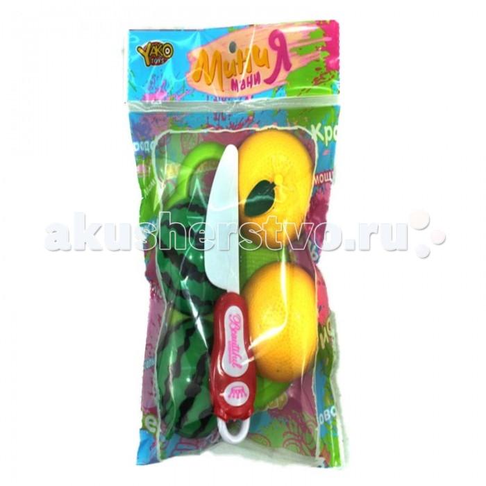 Ролевые игры Yako Набор маленького повара М6034 кукла yako m6579 6