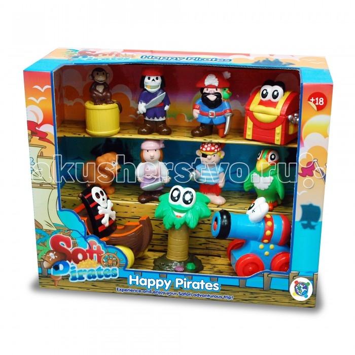 Игровые наборы Happy Team Набор Пираты Большой 11 шт. набор пуговиц и фигурок dress it up пираты 8 шт 7702080