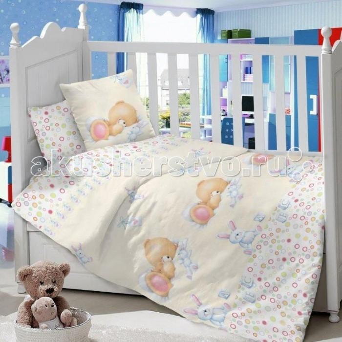 Постельное белье Dream Time Сладкие сны (3 предмета)Сладкие сны (3 предмета)Постельное белье Dream Time Сладкие сны - это детский комплект постельного белья, который отвечает самым высоким стандартам качества.  Особенности: Изделия не вызывают аллергический реакций, для них используется 100% хлопок (сатин) и импортные красители Яркая цветовая гамма, современные, стильные и подходящие расцветки для мальчиков и для девочек Долговечное, прочное и износостойкое постельное белье  Размеры: Пододеяльник: 110х140 см Простыня: 120х140 см  Наволочка: 40х60 см  Рекомендации по уходу: Постельное белье следует стирать при температуре 40 градусов Наволочки и пододеяльники следует стирать вывернутыми на изнаночную сторону Отжим в режиме 600 об/мин. Гладить при низкой и средней температуре Не использовать отбеливатели<br>